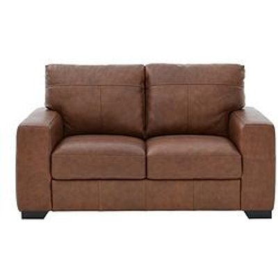 Hampshire 2 Seater Premium Leather Sofa