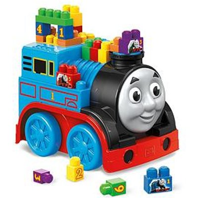 Mega Bloks Build &Amp; Go Thomas