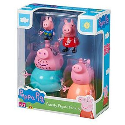 Peppa Pig Peppa'S Family Figure Pack