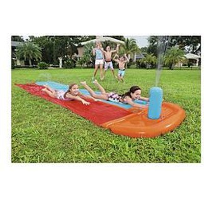 Bestway H2O Go! Dragstrip Splash Slide