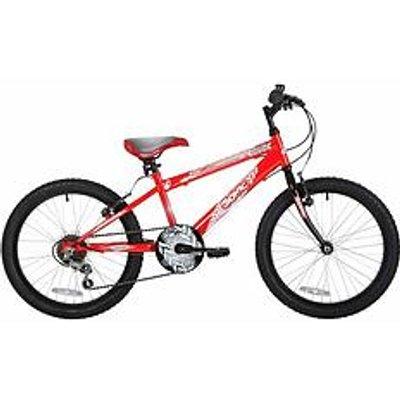 Sonic Dude Boys Bike 20 Inch Wheel