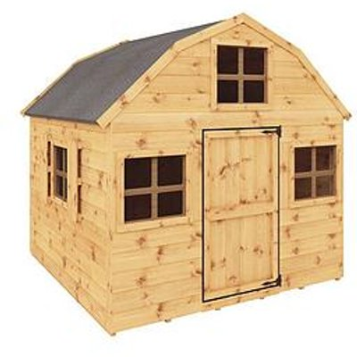 Mercia 6 X 6Ft Wooden Barn Style Playhouse