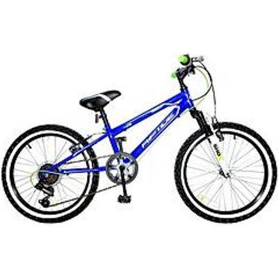 Concept Riptide 10 Inch Frame 20 Inch Wheel 6 Speed Mountain Bike Blue