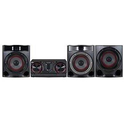 Lg Cj45 Loudr Powerful Hi-Fi System With Karaoke