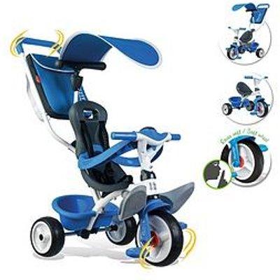 Smoby Baby Balade Trike - Blue