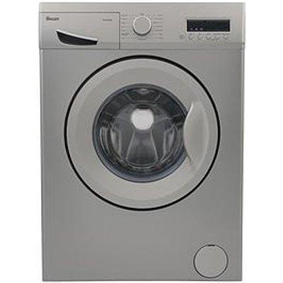 Swan Sw15830S 8Kg Load, 1200 Spin Washing Machine - Silver