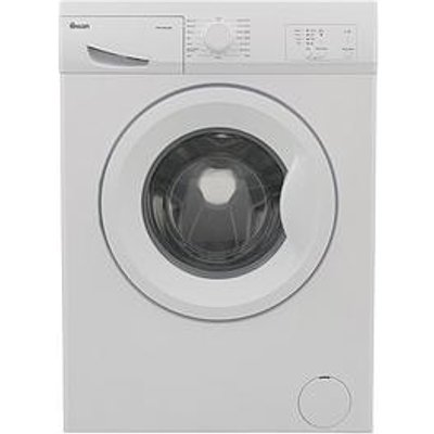 Swan Sw15810W 6Kg Load, 1200 Spin Washing Machine - White