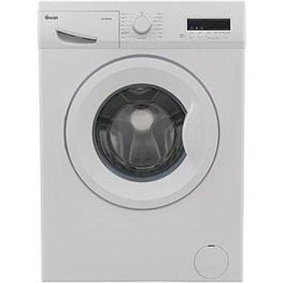 Swan Sw15830W 8Kg Load, 1200 Spin Washing Machine - White