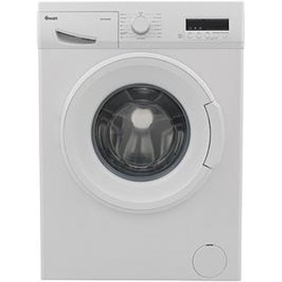 Swan Sw15840W 9Kg Load, 1200 Spin Washing Machine - White