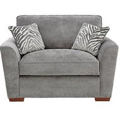 Kingston Fabric Cuddle Chair