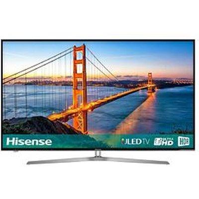 Hisense H65U7Auk, 65 Inch, 4K Ultra Hd, Freeview Play, Smart Tv