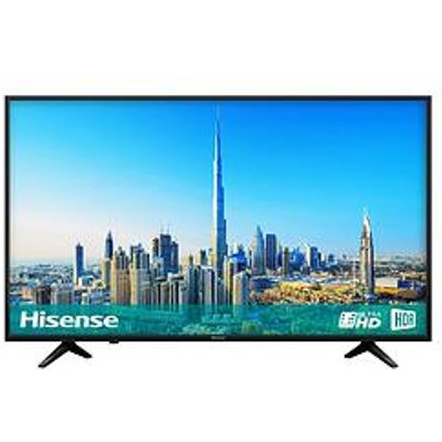 Hisense H43A6200Uk 43 Inch, Ultra Hd 4K, Hdr, Smart Tv
