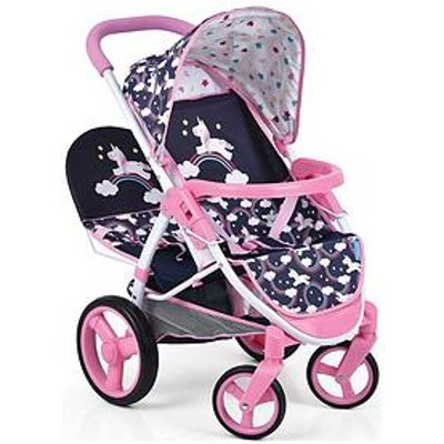 Hauck Unicorn Malibu Doll Twin Stroller