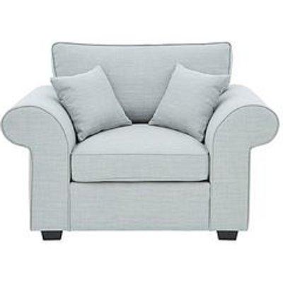 Victoria Fabric Armchair