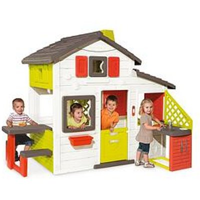 Smoby Friends Playhouse With Kitchen