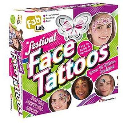Fab Lab Fablab - Festival Face Tattoos