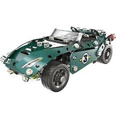 Meccano 5 Model Set &Ndash; Roadster With Pullback Motor