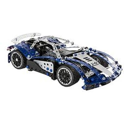 Meccano 25 Model Supercar With Motor