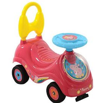 Peppa Pig My First Sit &Amp; Ride