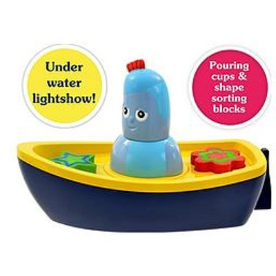 In The Night Garden In The Night Garden Igglepiggle'S Light Up Shape Sorting Boat