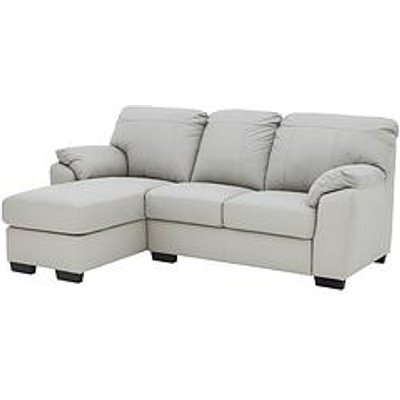 Merkle Left Hand 3 Seater Chaise Sofa