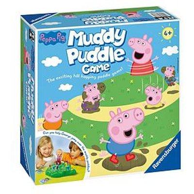 Peppa Pig Ravensburger Peppa Pigs Muddy Puddles Game