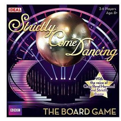 Ideal Strictly Come Dancing Board Game