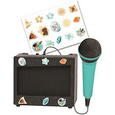 Disney Moana Moana Portable Karaoke Machine With Microphone