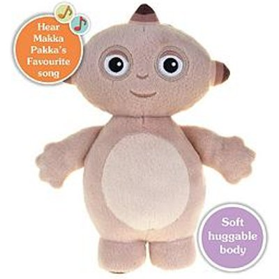 In The Night Garden In The Night Garden Snuggly Singing Makka Pakka
