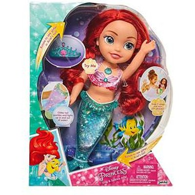 Disney Princess Sing & Sparkle Ariel Doll