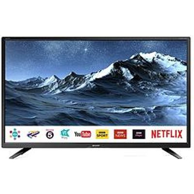 Sharp Lc-32Fi5442Kf, 32 Inch, Full Hd, Freeview Play, Smart Tv