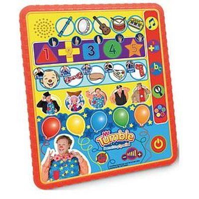 Mr Tumble Learning Pad