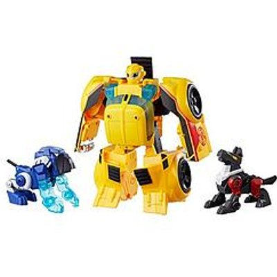 Transformers Playskool Heroes Transformers Rescue Bots &Ndash; Rescue Guard Bumblebee