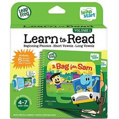 Leapfrog Leapstart Learn To Read Volume 1 Boxset