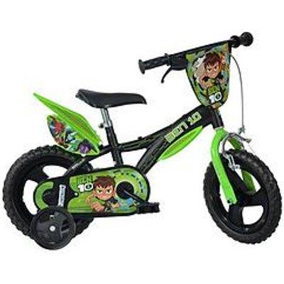 Ben 10 12Inch Bike