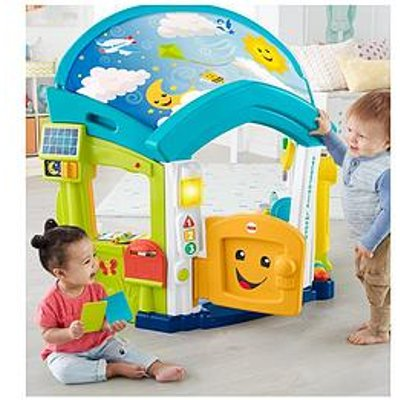 Fisher-Price Laugh And Learn Smart Learning Home Interactive Learning