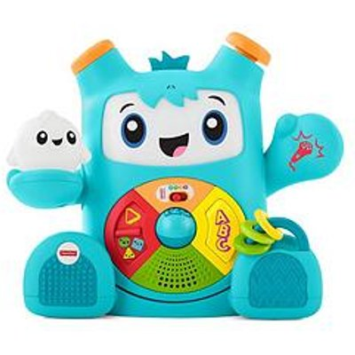Fisher-Price Dance &Amp; Groove Rockit Baby Learning Robot Toy