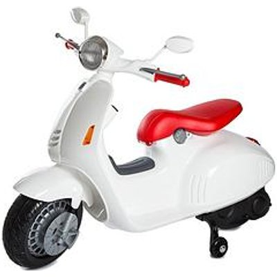 Kids@Play Battery Operated Retro Scooter 6V