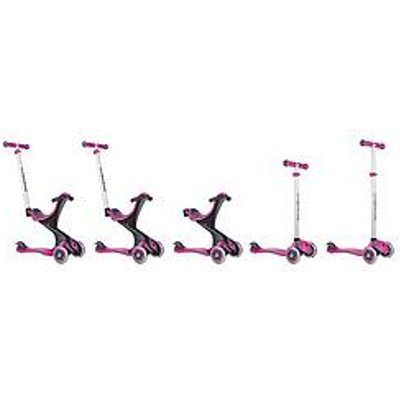 Globber Evo Comfort Scooter &Ndash; Pink