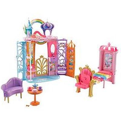 Barbie Dreamtopia Fairytale Portable Castle Playset