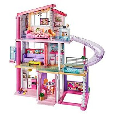 Barbie Dreamhouse Adventures Playset Large Three-Story Dolls House