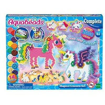 Aqua Beads Aquabeads Magical Unicorn Set