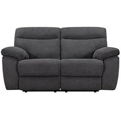Violino New Oxton Fabric 2 Seater Manual Recliner Sofa
