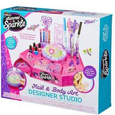 Shimmer & Sparkle Shimmer And Sparkle Nail Design Studio