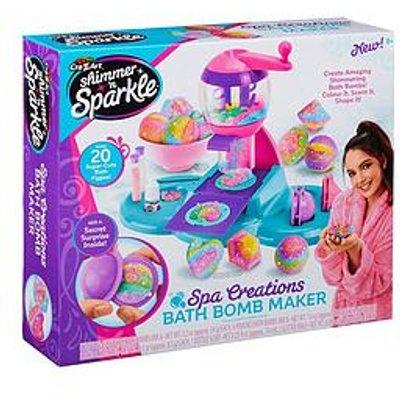 Shimmer & Sparkle Bath Bomb Maker