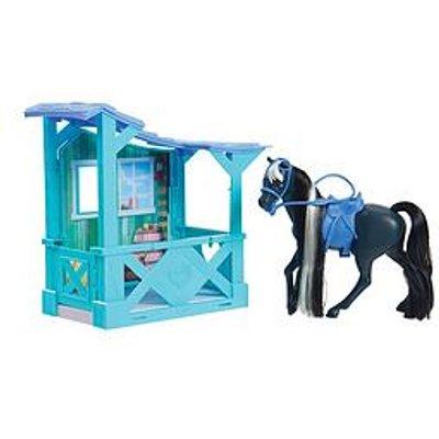 Spirit Spirit: Riding Free &Ndash;Horse And Stable Playset