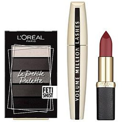 L'Oreal Paris Glam Me Up Gift Set For Her