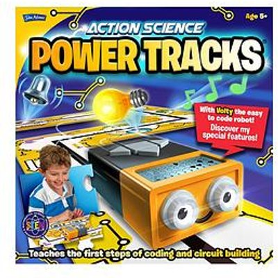 John Adams Power Tracks