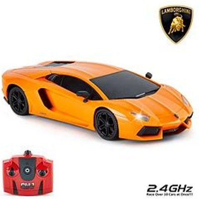 1:24 Scale Lamborghini Aventador Lp 700-4 Remote Control Car