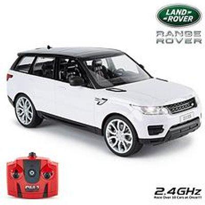 1:14 Range Rover Sport White Remote Control Car